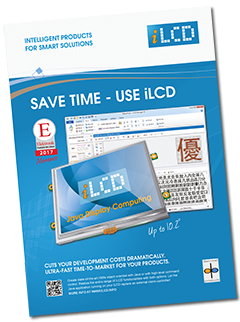 iLCD Folder - The Overview over our Product Line